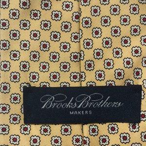 Brooks Brothers Pure Silk Neck Tie